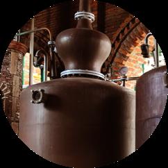 los arango tequila stills at hacienda corralejo
