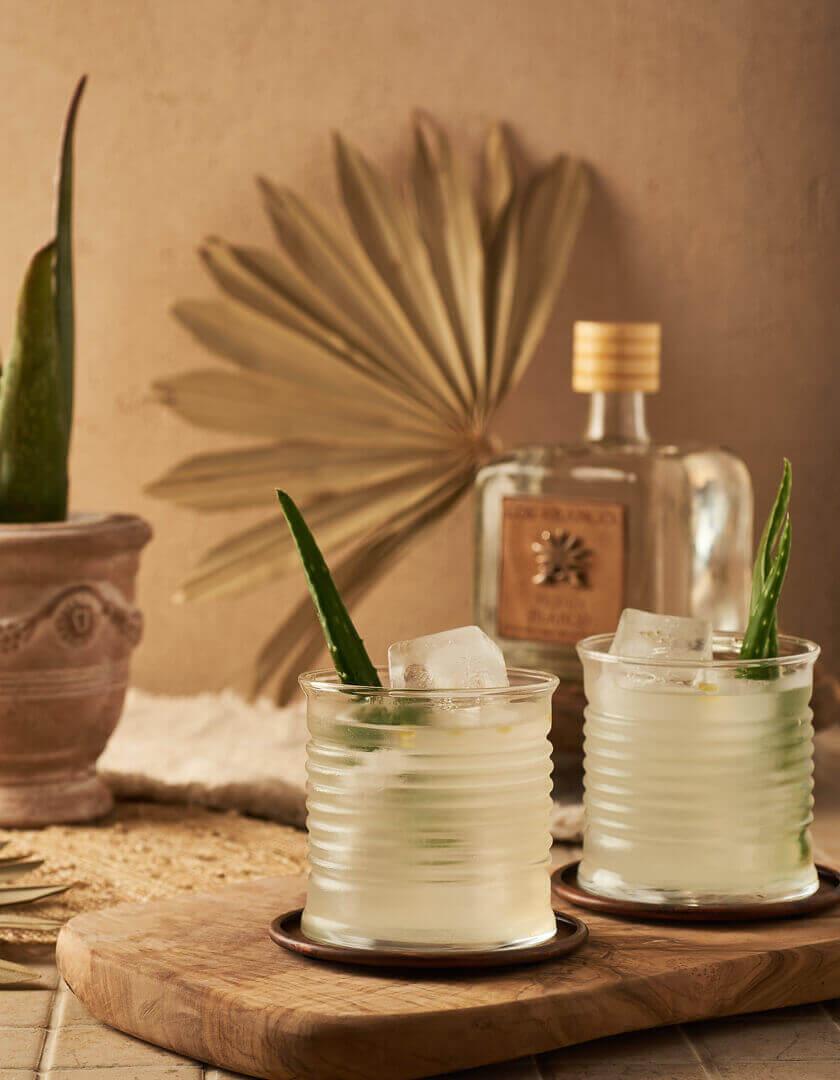 los arango tequila cocktail