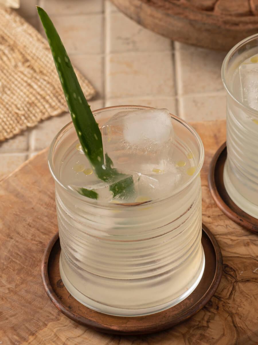Blanco de Blanc cocktail