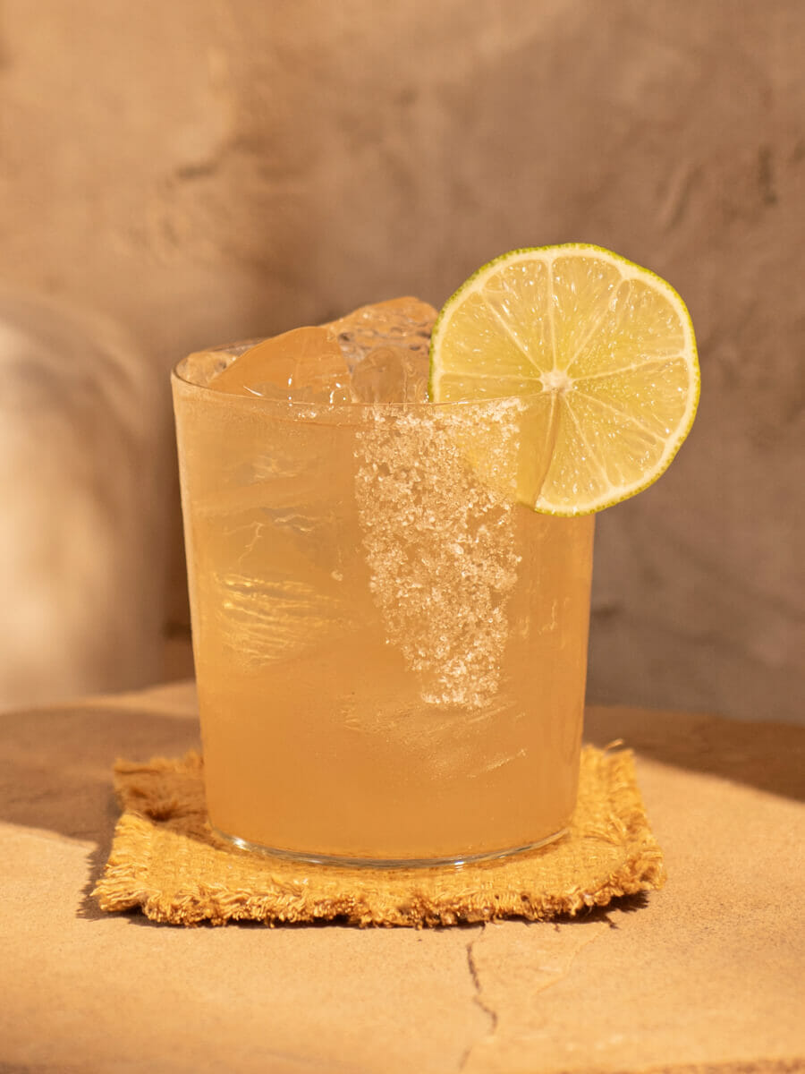Cadillac Margarita cocktail