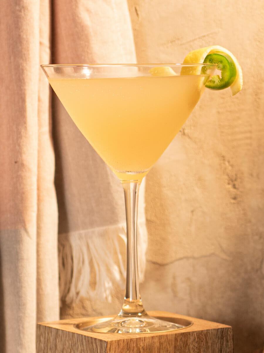 ¡Viva Villa! cocktail
